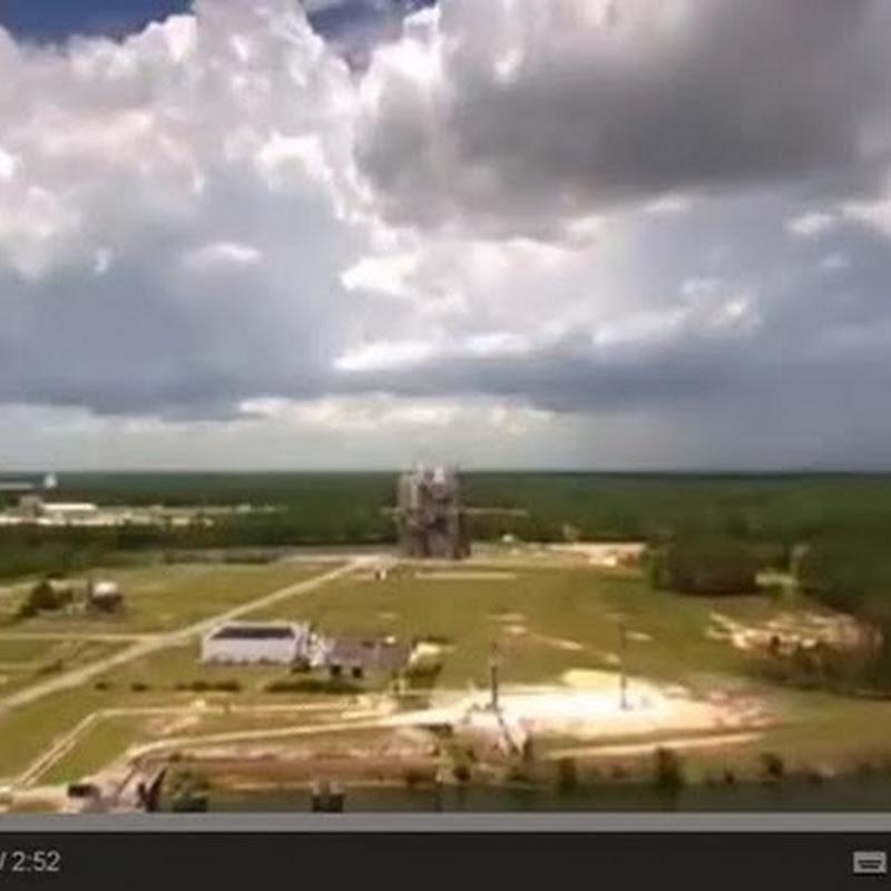 Η Nasa φτιάχνει τα δικά  της σύννεφα