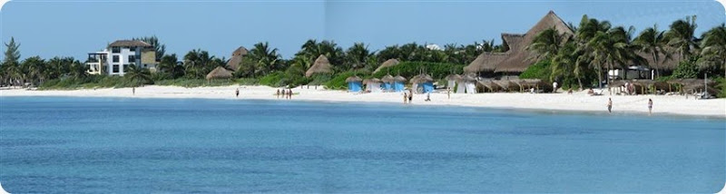 Xpu-Ha Beach Wide