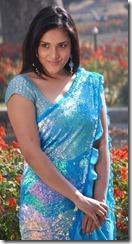 Divya_Spandana_in_saree