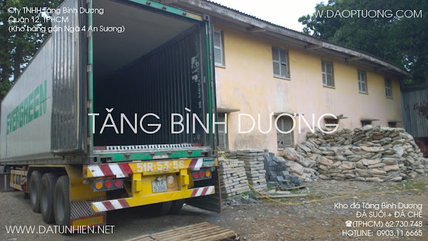 xe container cho da che da suoi da nang