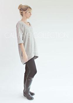 Cali Faye pullover