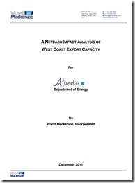 WEST COAST EXPORT CAPACITY