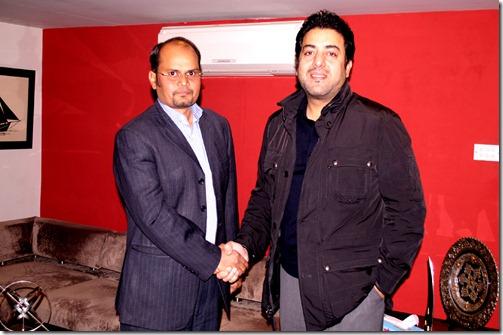 Shamim Masih & Faisal Sakhi Butt,