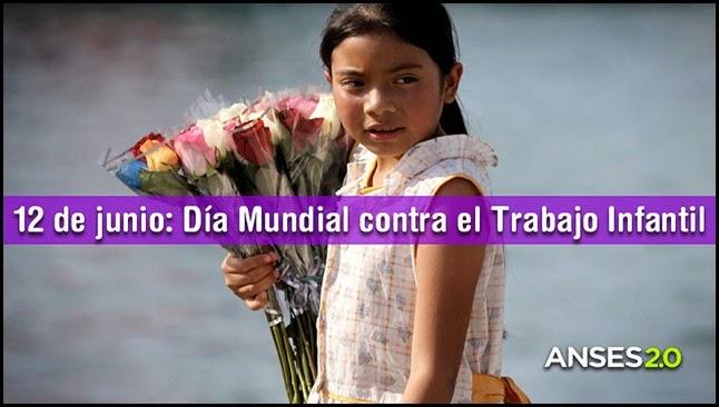 Día mundial contra el trabajo infantil 2014