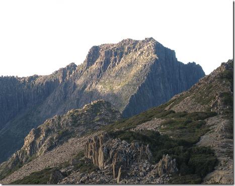 Mount Lot and Lightning Ridge