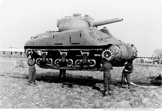 tanques simulados