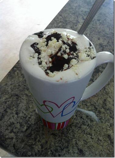 white chocolate protein shake2