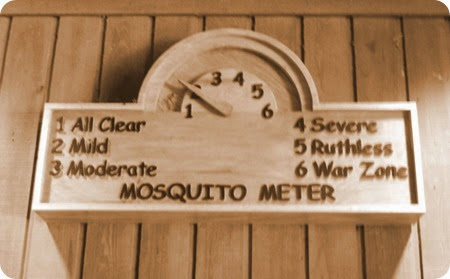 mosquito meter