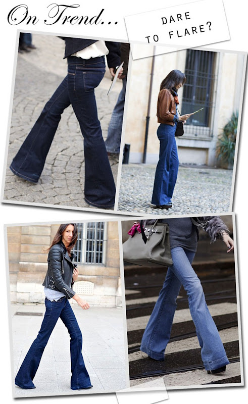 On Trend Dare to Flare