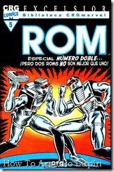 P00005 - ROM - Biblioteca Marvel #5
