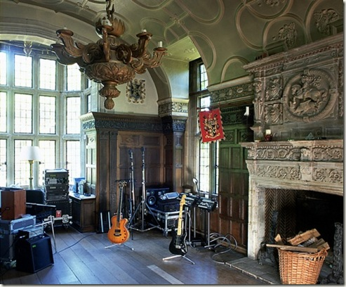 Sting music room