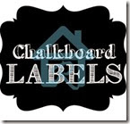 Chalkboard labels 3