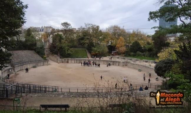 Paris Secreto Arenas de Lutecia 1