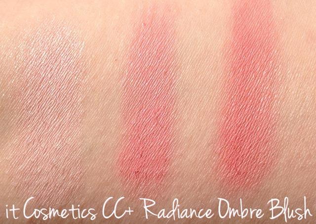 IT Cosmetics CC  Radiance Ombre Blush in Je Ne Sais Quoi