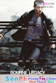 Di Vật Của Bourne - The Bourne Legacy - Tập HD 1080p Full