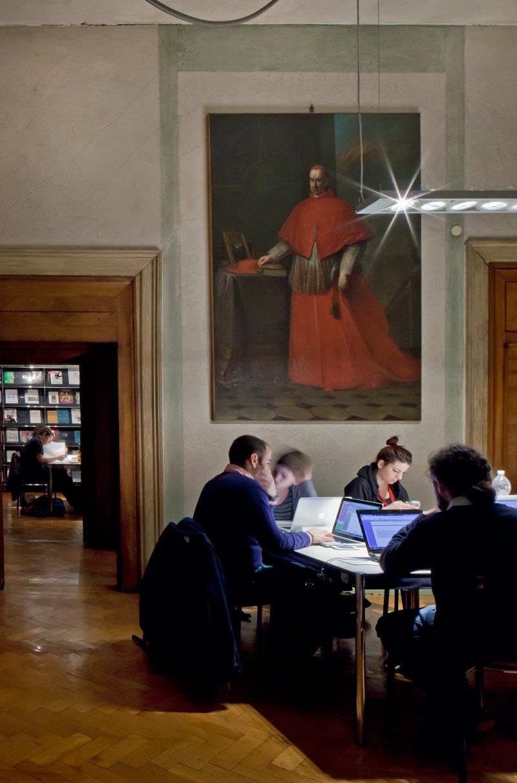 Biblioteca 5 ©ORCH chemollo