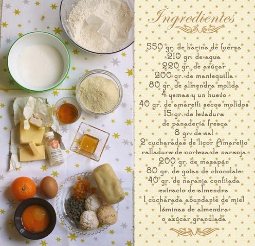 panettone-almendrado-ingredientes