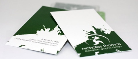 Green-Business-Cards