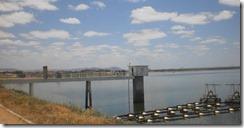 Barragem de Pau dos Ferros - Foto de Arquivo