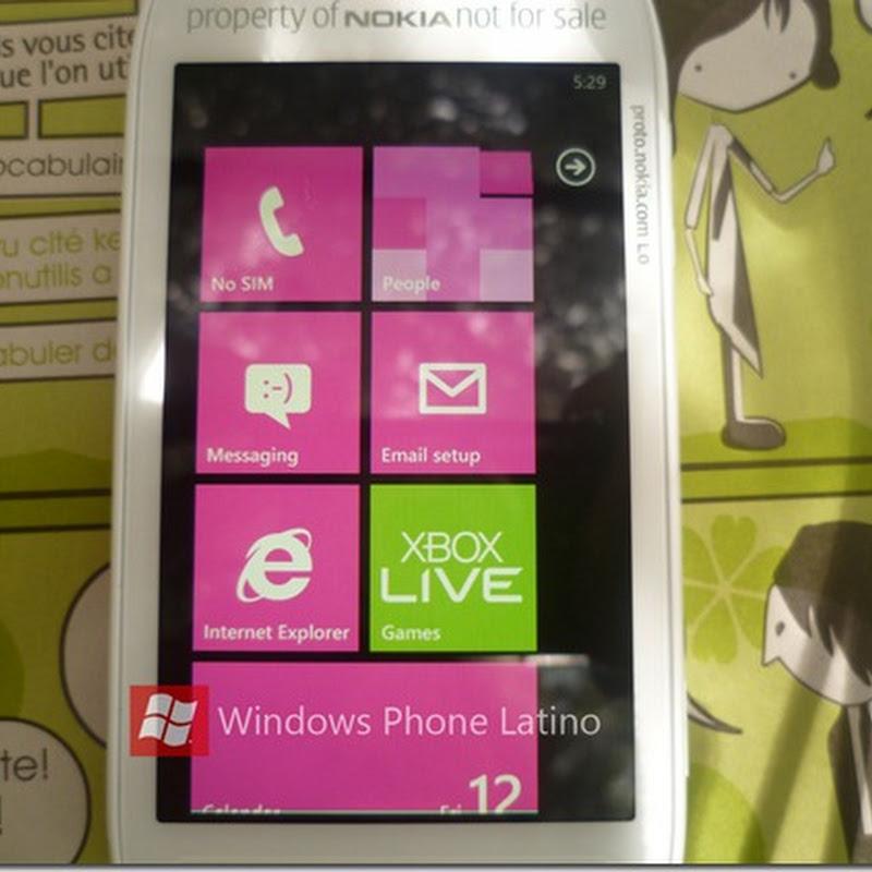 El Nokia Lumia 710 en nuestras manos