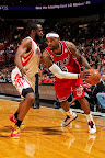 lebron james nba 130206 mia vs hou 02 LeBron Sets NBA Record of 6 Games with 30+ Points & 60+% FG