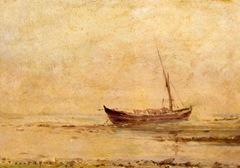 marinha-com-barco-giovanni-battista-castagneto