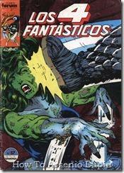 P00058 - Los 4 Fantásticos v1 #57