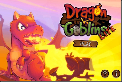Dragon vs Goblins Lite