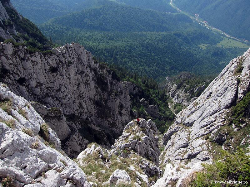 Traseul Cornele Caprei, Crai