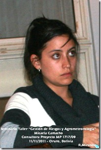 Micaela Camacho-Consultora Proyecto MP1717 09-RM