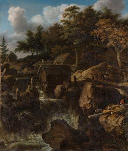 RIJKS: Allaert van Everdingen: painting 1675