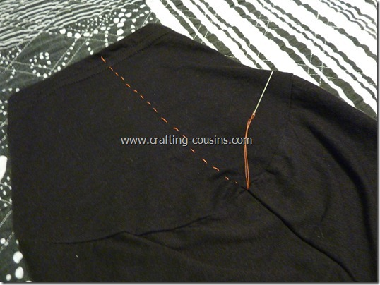 ruched sleeve cardigan (7)