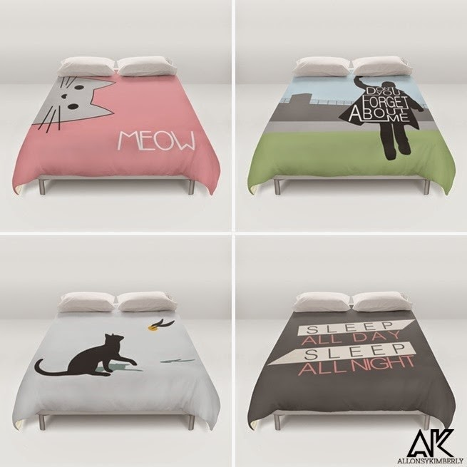 Duvet Covers by August Decorous on Society6