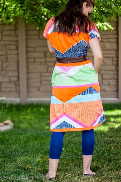 geometric staple dress sew a straight line-4