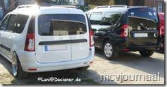 Dacia Logan MCV Luni 01