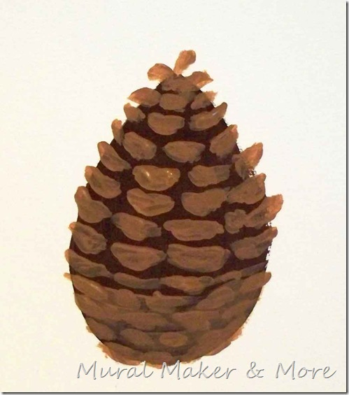 how-to-paint-pinecones-3