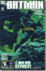 Batman - Journey Into Knight #12