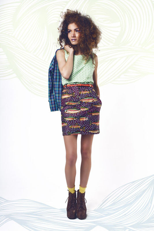 fish skirt