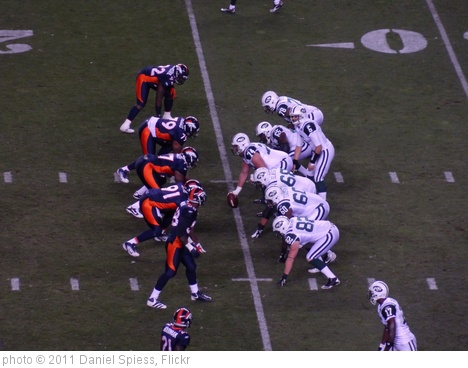 'Denver Broncos vs. New York Jets - 2011' photo (c) 2011, Daniel Spiess - license: http://creativecommons.org/licenses/by-sa/2.0/