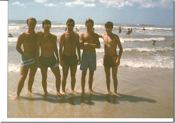 praia 1988