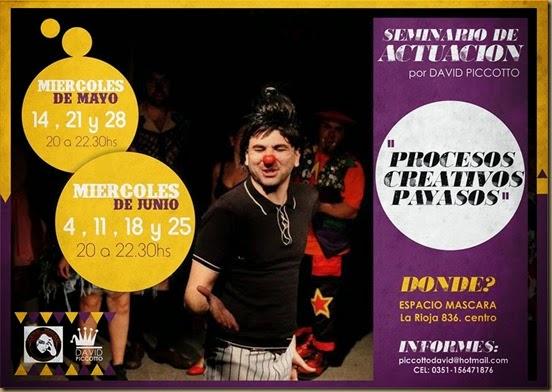 FORMACION CON DAVID PICCOTTO