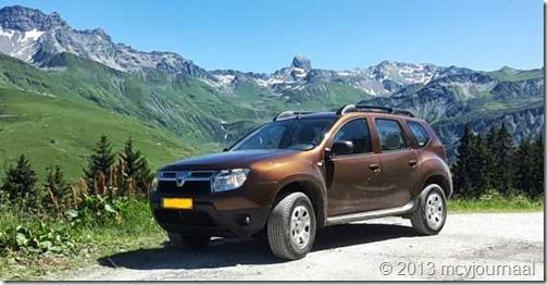 Dacia Duster Alpen 01