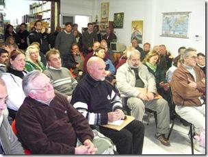 Mañana se realizará la primera asamblea del Presupuesto Participativo 2012/2013 en Las Toninas