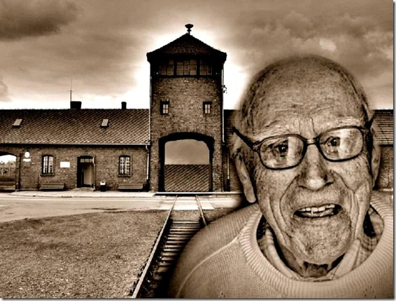 Auschwitz - Hans Lipschis superimposed 2