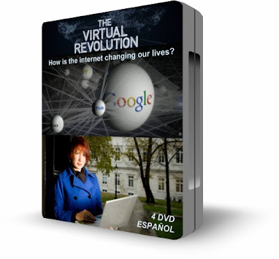 REVOLUCIÓN VIRTUAL (The Virtual Revolution) [ Video DVD ] – Cómo internet está transformando nuestras vidas y el mundo que nos rodea