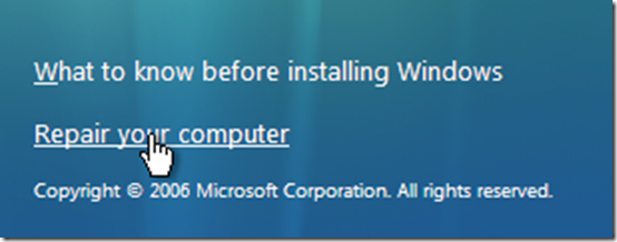 Fix BOOTMGR Is Missing Error On Windows 7 and Vista3