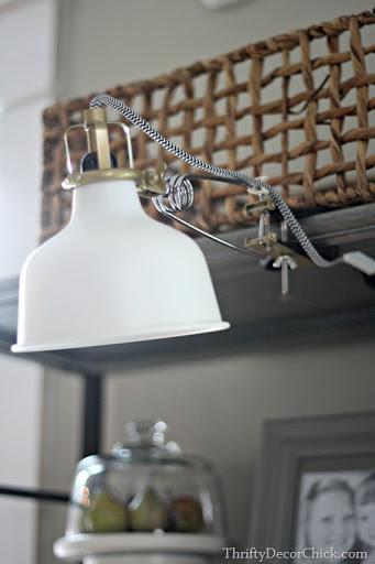 Ranarp Clamp Lamp