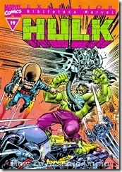 P00019 - Biblioteca Marvel - Hulk #19