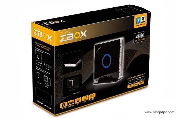 Zotac-Zbox-ID92 -Caja