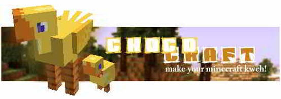 chocobo-minecraft-logo